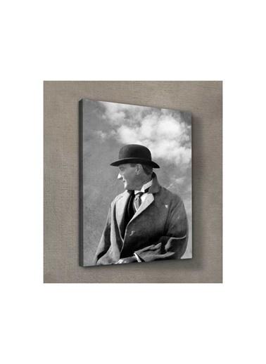 Artikel Atatürk-19 Kanvas Tablo 50X70 Cm Renkli